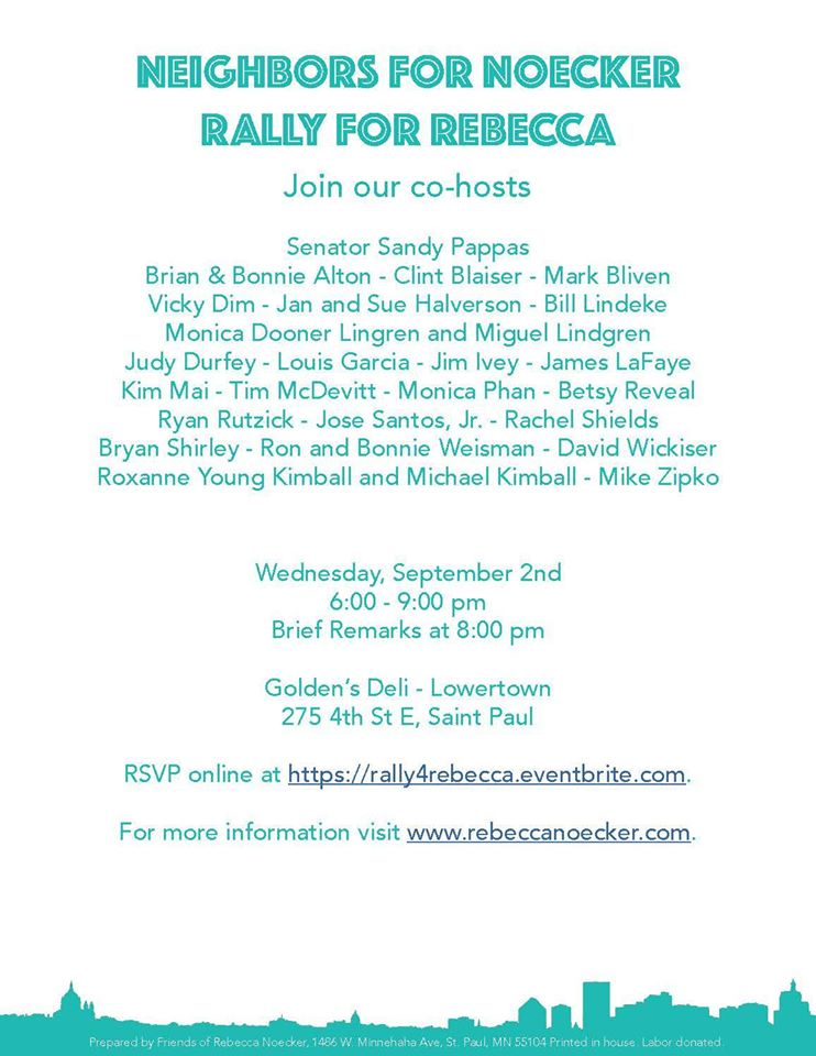 Rally For Rebecca